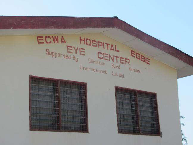 ECWA Hospital Egbe Nigeria