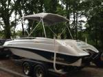 20' Crownline Deck Boat