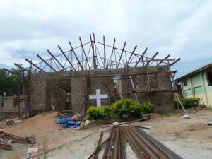 Egbe Hospital Re Build