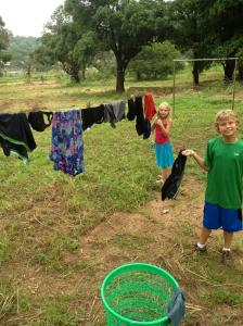 Cason and Jolie Laundry in Egbe Nigeria