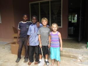 Egbe Nigeria Friends