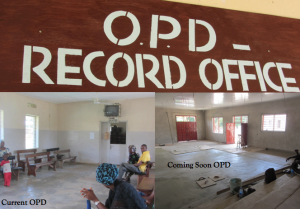 OPD Egbe Hospital