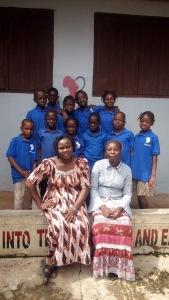 1st tutored kids